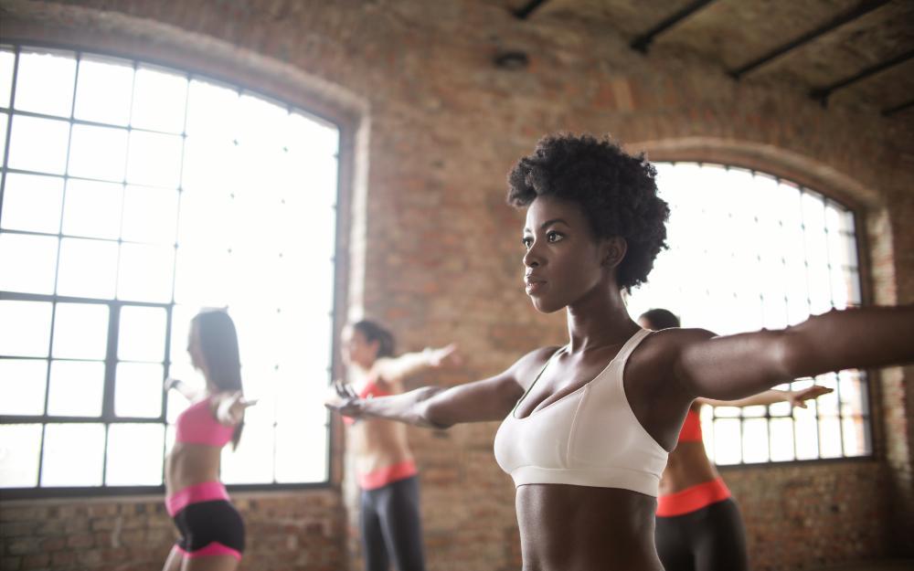 Armkreisen Aufwärmübung Laufen
