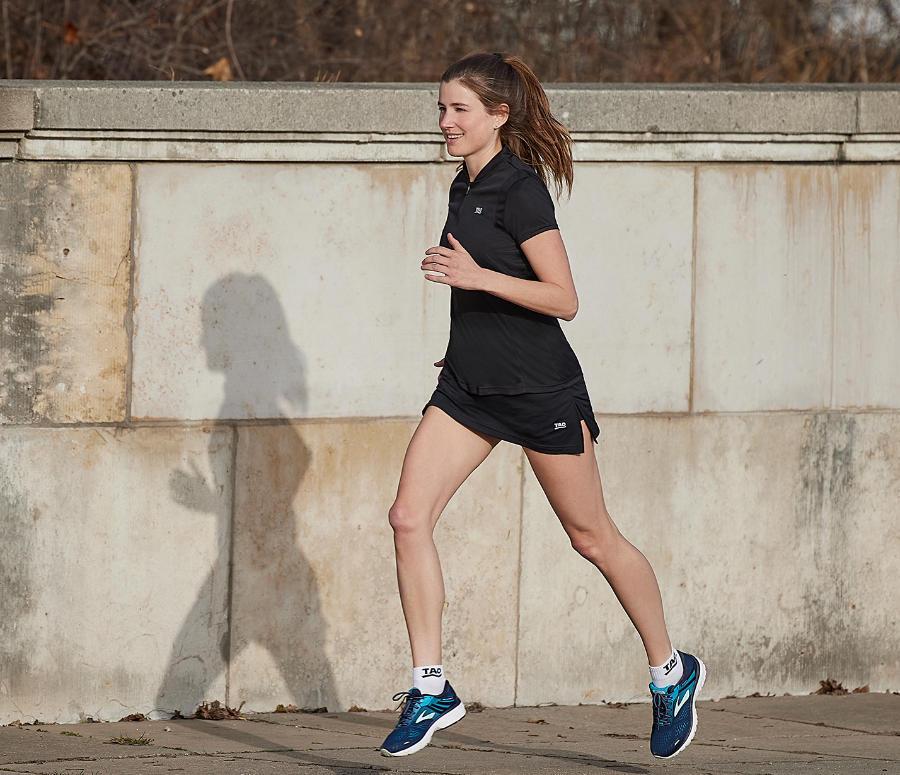 Damen Laufshorts