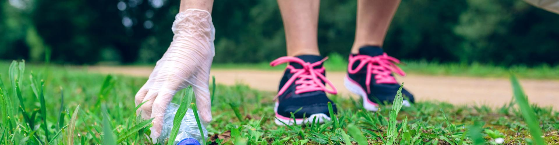 Fitness-Trend Plogging