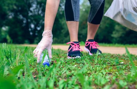 Plogging: Laufen & Umweltschutz