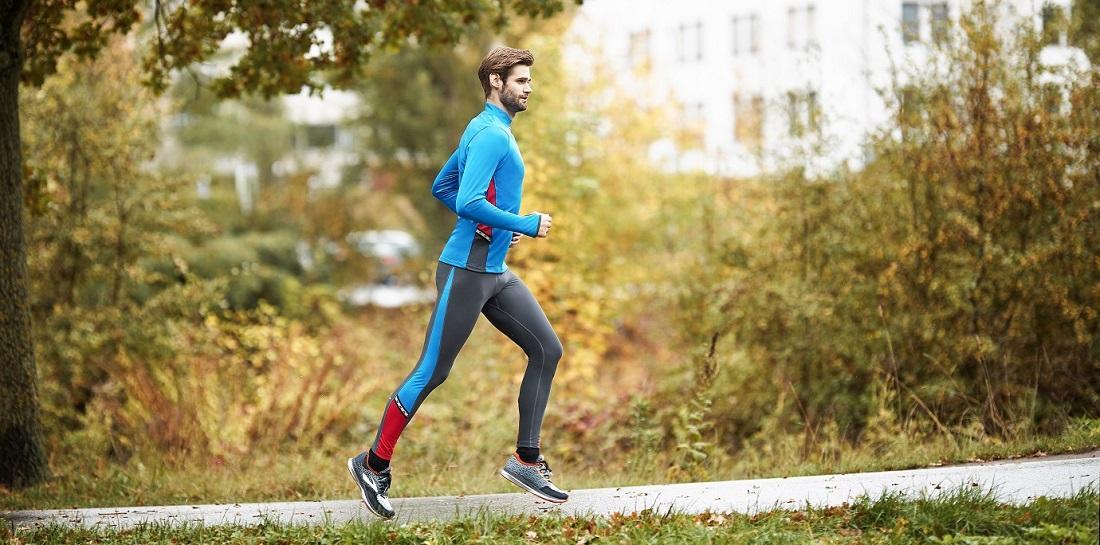 Männer Laufkleidung