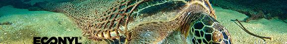 Laufbekleidung aus dem Meer ECONYL