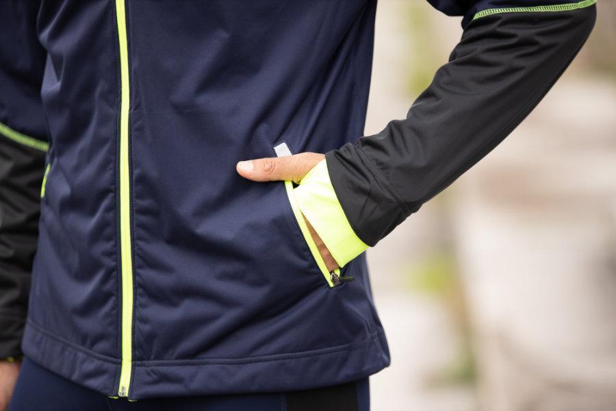 Damen Laufjacken nachhaltig