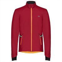 TAO Sportswear - BRANDON - Wasserdichte und wärmende Laufjacke - dark red