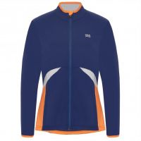 TAO Sportswear - ILAYDA - Atmungsaktive Laufjacke mit integriertem UV-Schutz - blueberry
