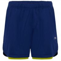 TAO Sportswear - NERO - Atmungsaktive Laufshort mit integrierter Tight - night/beat