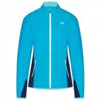 TAO Sportswear - Running Jacket - Atmungsaktive Laufjacke aus dem Meer - blue green