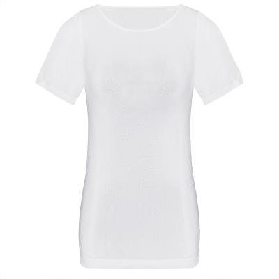 atmungsaktiv anliegende Leggings  S-XL Damen Funktionswäsche Langarm Shirt