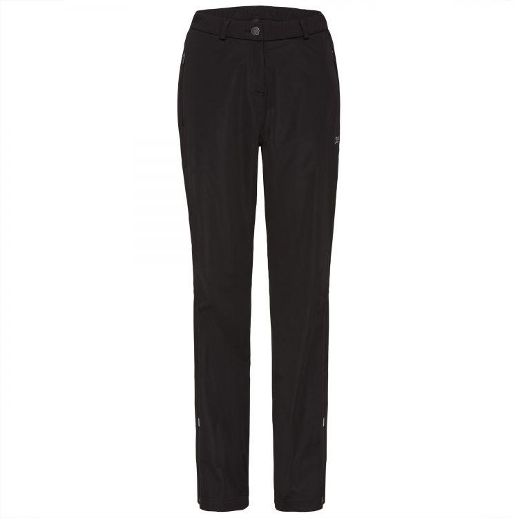 TAO Sportswear - BIBOX - Wind- und wasserdichte Damen Laufhose - black