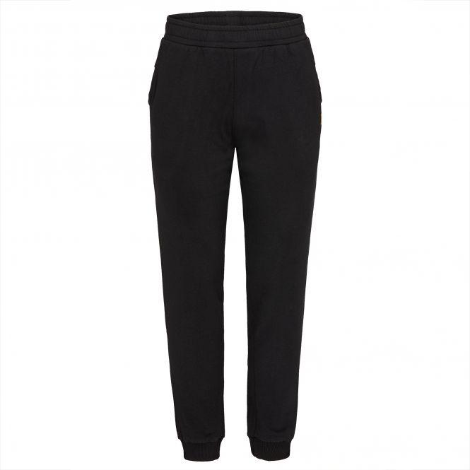 TAO Sportswear - ERIK - Warme Freizeithose aus Bio-Baumwolle - black