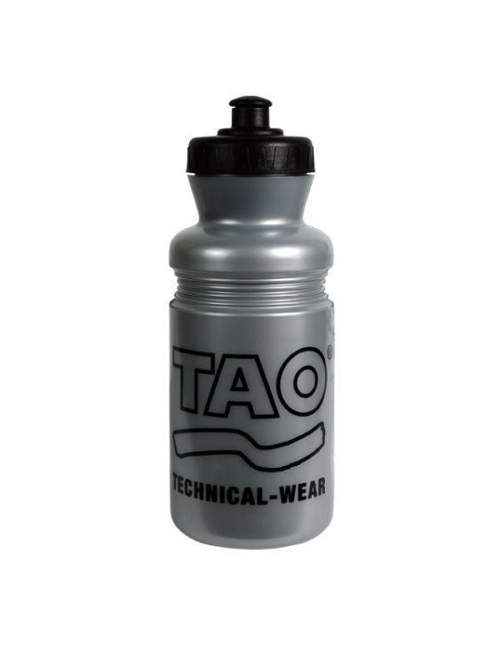 TAO Sportswear - FEED BOTTLE - Trinkflasche - black/grey