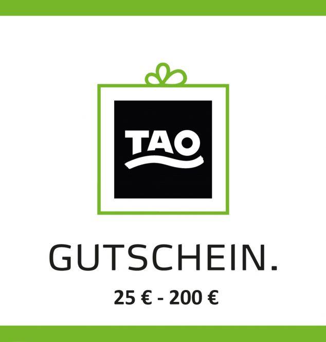 TAO Sportswear - Geschenkgutschein - Digital - Digital