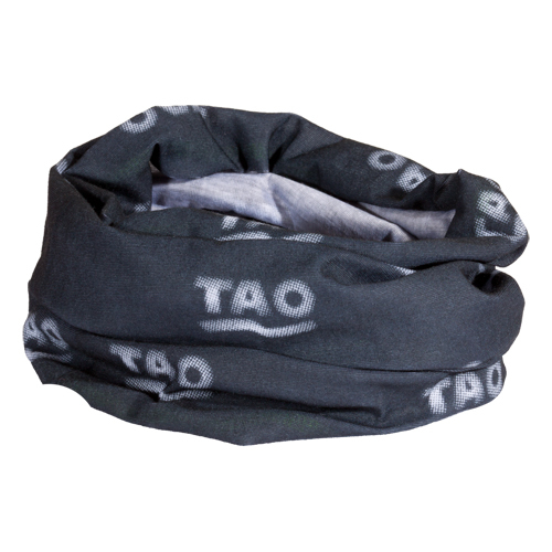 TAO Sportswear - HEAD RAG - Multifunktionstuch in Schlauchform - black