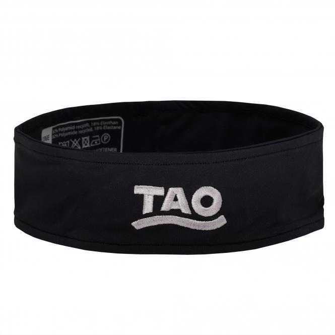 TAO Sportswear - Headband - Atmungsaktives Stirnband - black