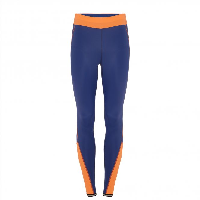 TAO Sportswear - KYRA - Atmungsaktive Lauftight mit Anti-Rutsch-Gummi - blueberry