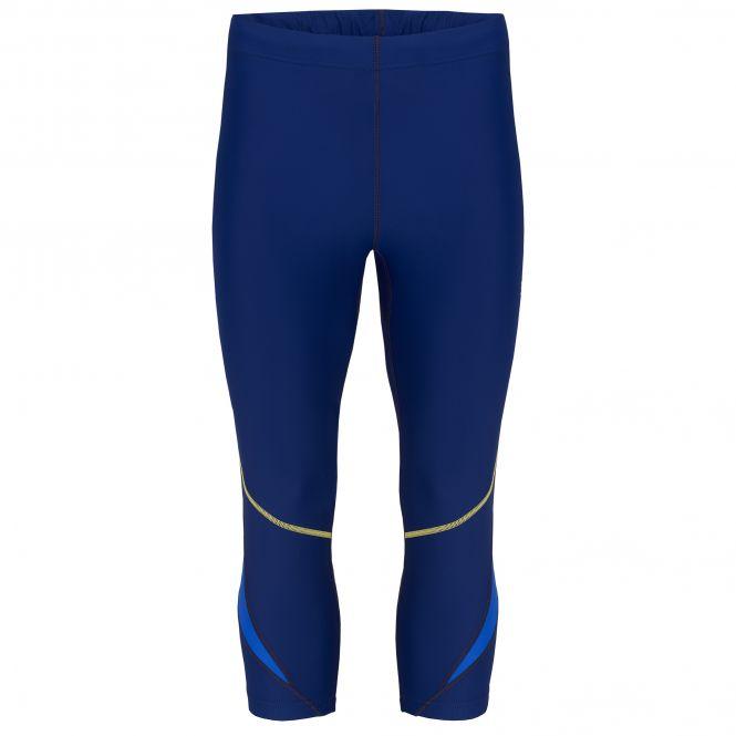 TAO Sportswear - NARIUS - Atmungsaktive 3/4 Lauftight aus dem Meer - night