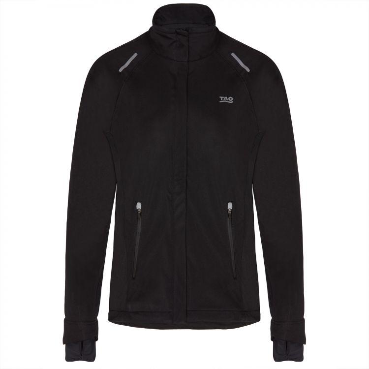 TAO Sportswear - PERA - Klimazonen Laufjacke - black