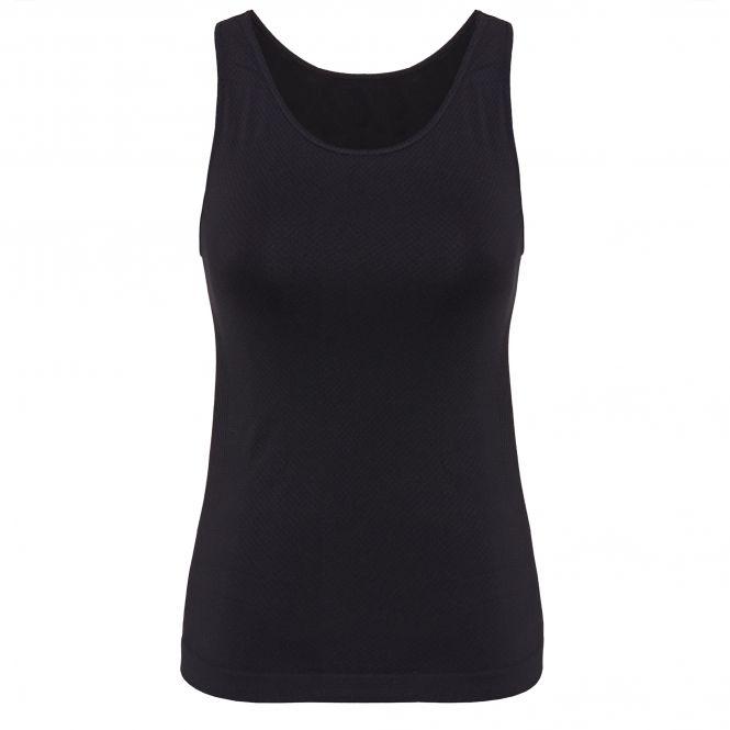 TAO Sportswear - TANK TOP - Feuchtigkeitsregulierendes Funktionstop - black