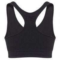 TAO Sportswear - BUSTIER - Atmungsaktives Lauf Bustier - black