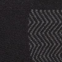 TAO Sportswear - FOOTLETS Dreierpack - Atmungsaktive Funktions-Sneakersocken - black
