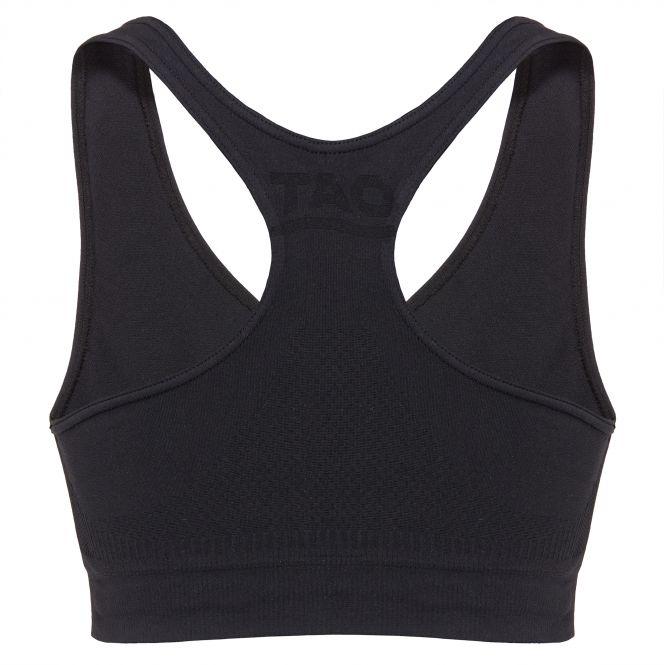 TAO Sportswear - BUSTIER - Schnelltrocknendes Funktionsbustier - black