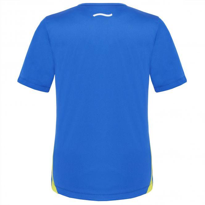 TAO Sportswear - CLEO - Atmungsaktives Laufshirt mit Reflektoren - royal blue
