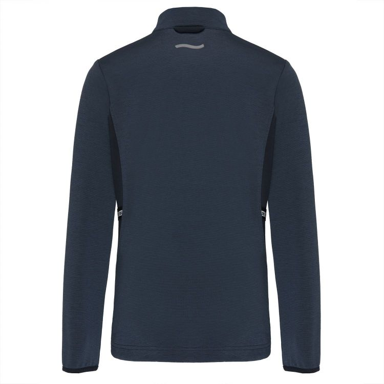 TAO Sportswear - FINN - Atmungsaktive Laufjacke mit Stehkragen - titanium