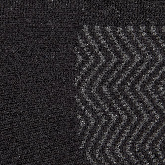 TAO Sportswear - FOOTLETS Doppelpack - Atmungsaktive Funktions-Sneakersocken - black