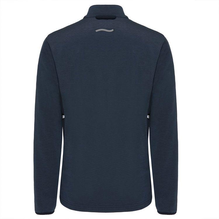 TAO Sportswear - HALVOR - Warme Laufjacke mit enger geschnittenem Ärmelabschluss - titanium