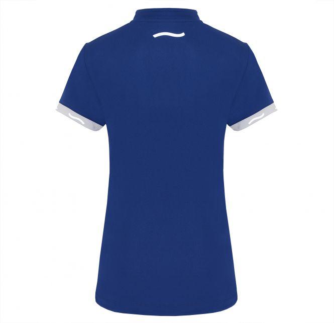 TAO Sportswear - KANJA - Atmungsaktives Laufshirt mit Zip und Stehkragen - night