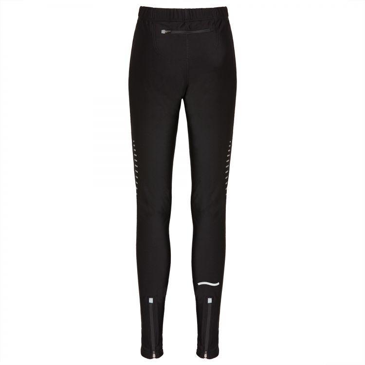 TAO Sportswear - MOMI - Warme Lauftight für kältere Tage - black