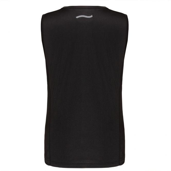 TAO Sportswear - NUNKI - Leichtes Lauftop mit hoher Atmungsaktivität - black