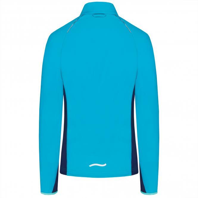 TAO Sportswear - Running Jacket - Atmungsaktive Laufjacke aus dem Meer - blue/green luxury