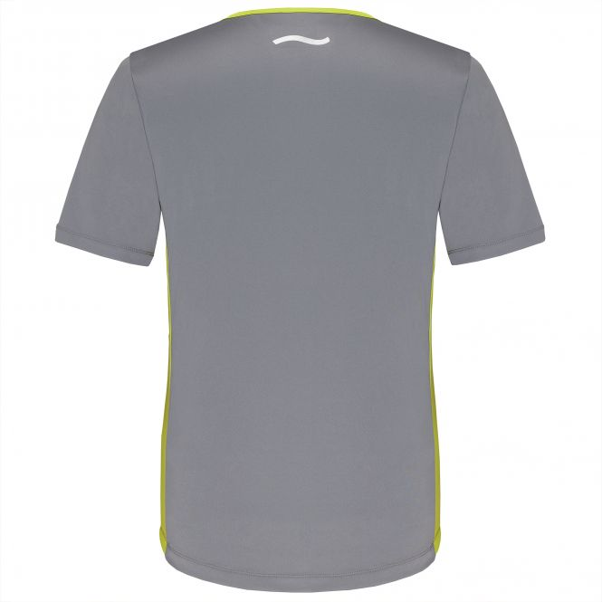 TAO Sportswear - Running Shirt - Atmungsaktives Laufshirt aus dem Meer - steel/beat