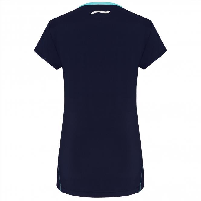 TAO Sportswear - Running Shirt - Atmungsaktives Shirt aus dem Meer - admiral