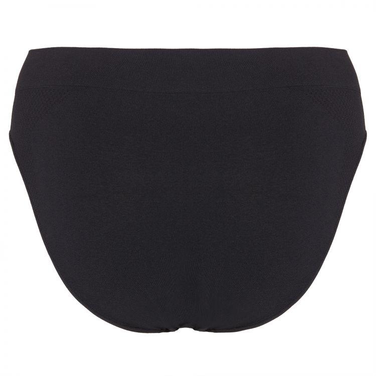 TAO Sportswear - SLIP - Atmungsaktiver seamless Herren Funktionsslip - black