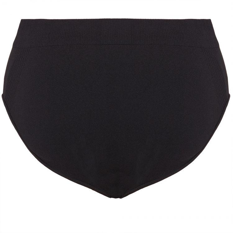 TAO Sportswear - SLIP - Atmungsaktiver seamless Damen Funktionsslip - black