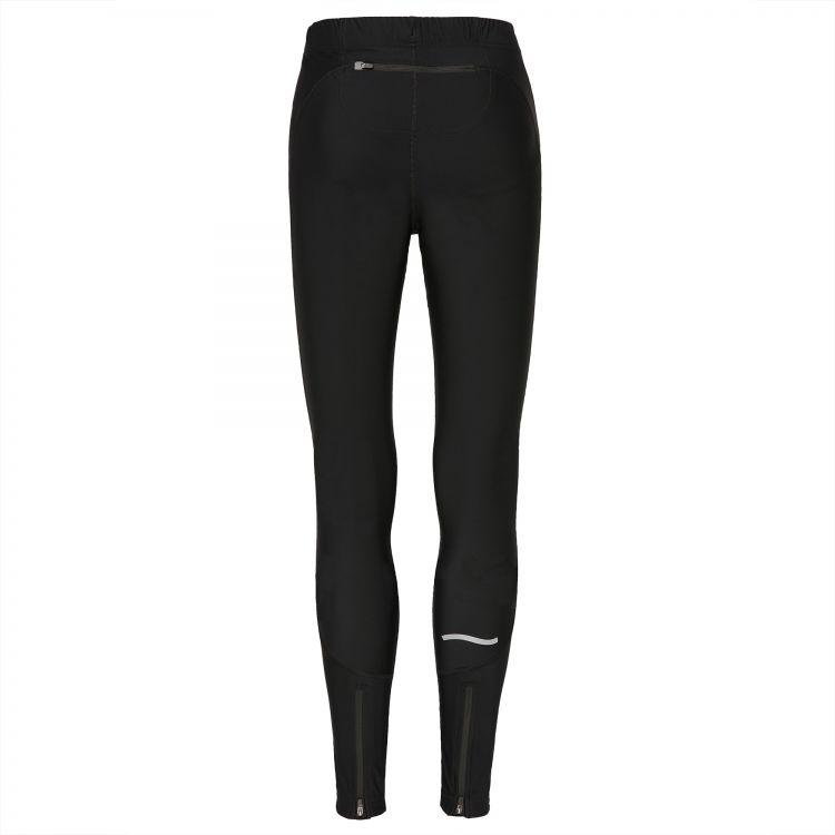 TAO Sportswear - TUGA - Dünne Damen Lauftight aus dem Meer - black