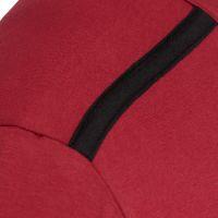 TAO Sportswear - ECKY - Langarm Freizeitshirt aus Bio-Baumwolle mit weichen Nähten - dark red