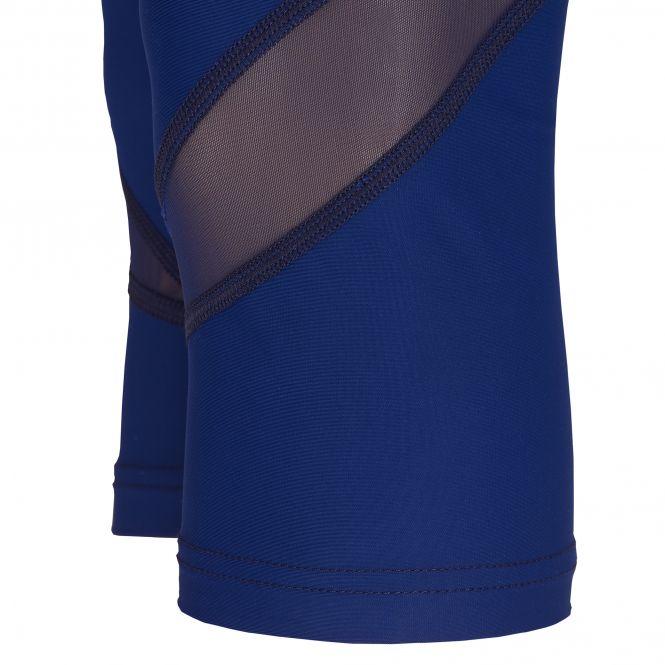TAO Sportswear - ALLANA - Atmungsaktive 3/4 Lauftight aus dem Meer - night