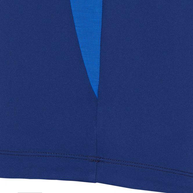 TAO Sportswear - ASKER - Atmungsaktives Laufshirt mit Zip und Stehkragen - night