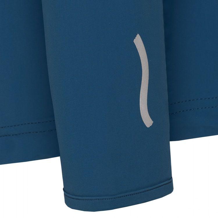 TAO Sportswear - ASTA - Atmungsaktive Laufjacke mit UV-Schutz und Handysicherung - deep sea