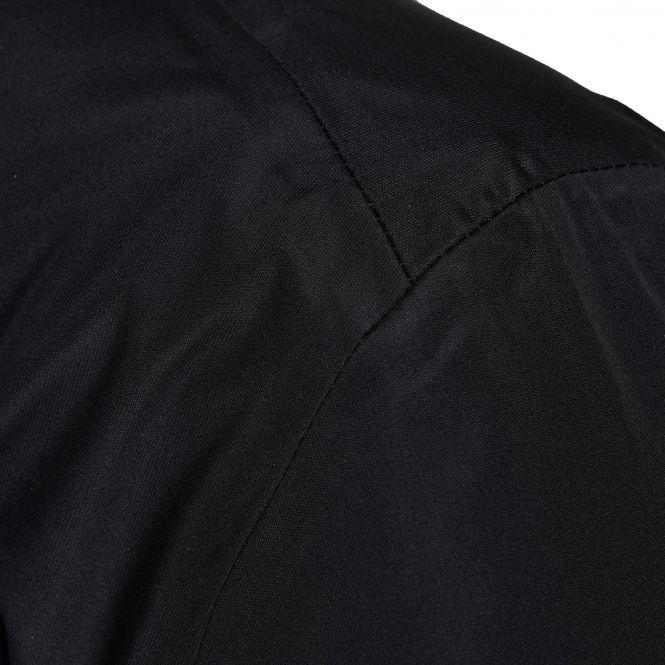 TAO Sportswear - BALO - Wind- und wasserdichte Laufjacke mit Kapuze - black