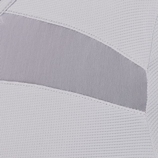 TAO Sportswear - EBRU - Atmungsaktives Laufshirt mit transparenten Details - cloud