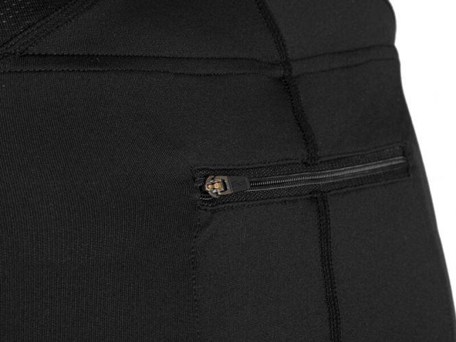 TAO Sportswear - LINU - Atmungsaktive kurze Herren Lauftight - black
