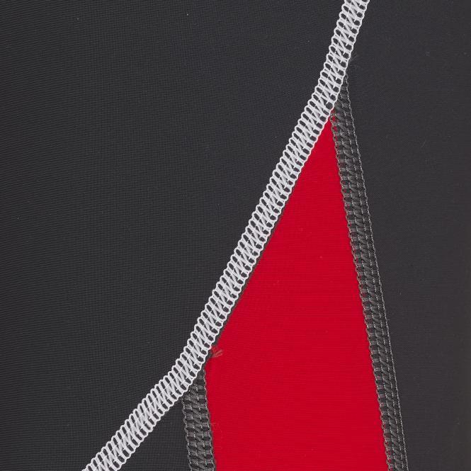 TAO Sportswear - NARIUS - Atmungsaktive 3/4 Lauftight aus dem Meer - titanium