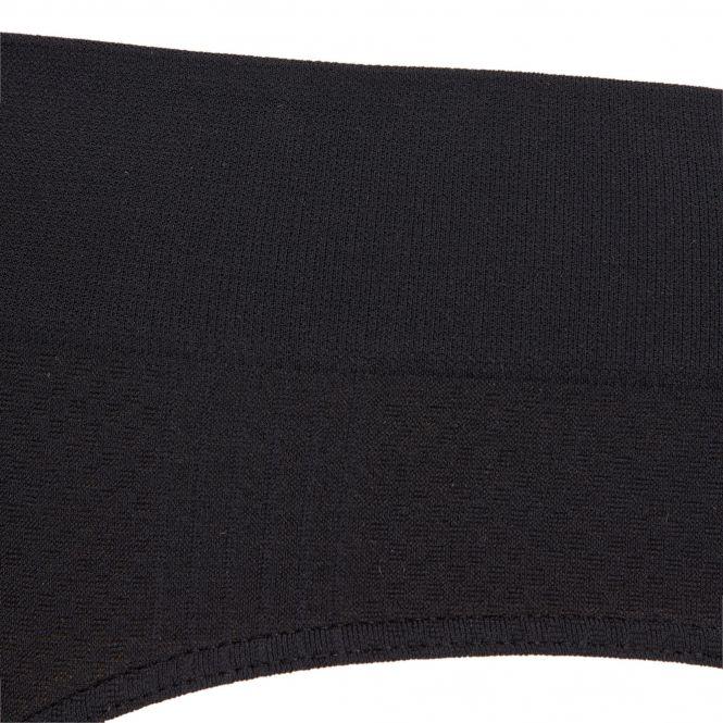 TAO Sportswear - SLIP - Atmungsaktiver seamless Funktionsslip - black
