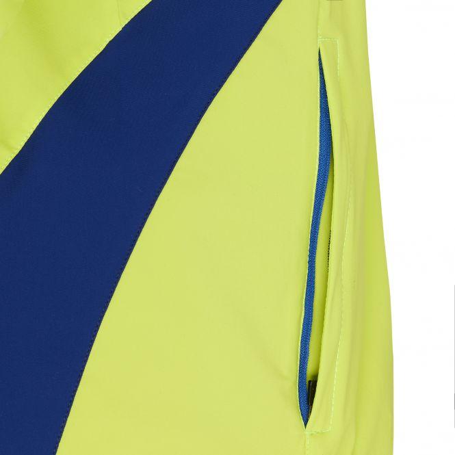 TAO Sportswear - BLEON - Pillingresistente Laufjacke mit Reflektoren - beat