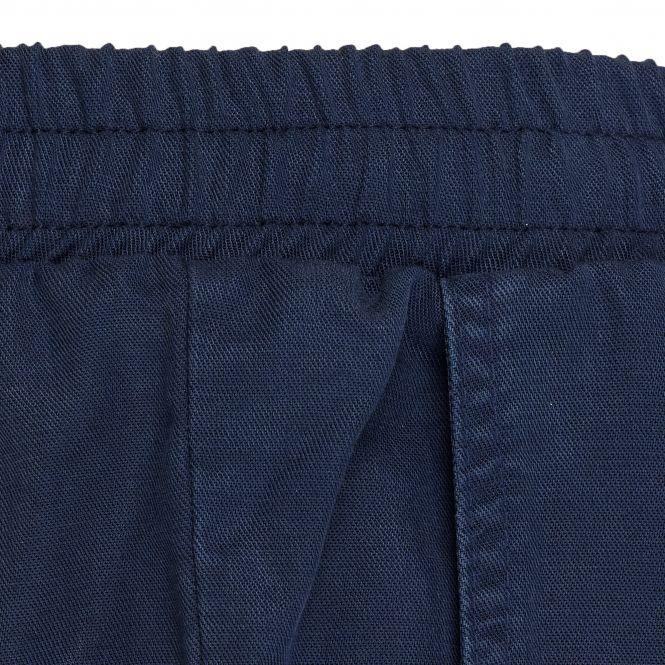 TAO Sportswear - FERDI - Kurze und kühlende Freizeithose aus Holzfasern - navy