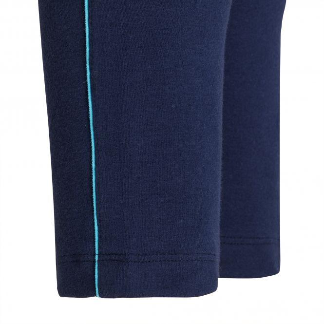 TAO Sportswear - FRIDA - Körpernahe Tight aus Bio-Baumwolle - navy